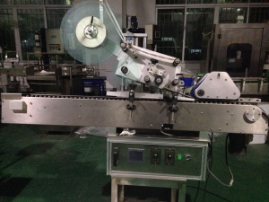 BKAL-RM Table top roll small labeling machine