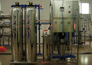 1TPH single grade RO water Treatment