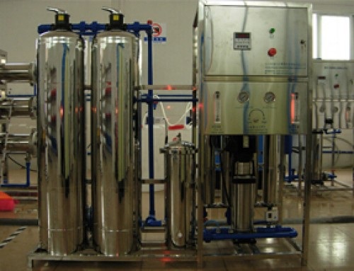 BKRO-1000 Industry water 1000L/H Single grade Reverse osmosis water treatment