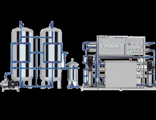 BKRO-2000 2000 L/H Two grade RO pure water treatment