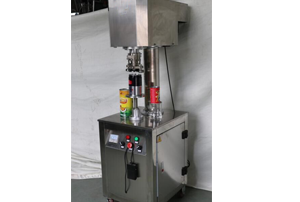 BKAC-SE Semi-automatic can non-rotary electric sealing machine