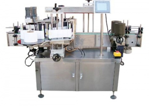 BKAL-150RF Automatic more function double sides labeling machine for round or square bottle
