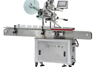 BKAL-P130 Fully automatic flat surface labeling machine