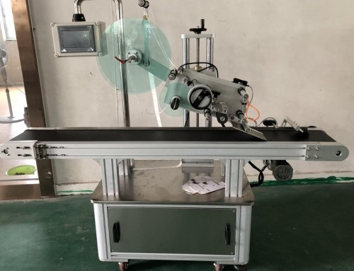 BKBLM-610 Automatic paper paging labeling machine
