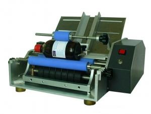 BKSLR-WG Semi auto wet glue grape wine labeling machine