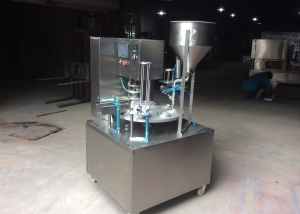 bk60-r-rotary-type-coffee-powder-capsule-cup-filling-sealing-machine