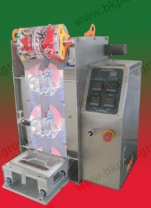 BKAS-250 Full automatic table top tray sealing machine