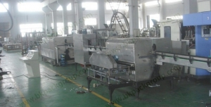 BKAW-5000R Automatic recycle glass washing machine for beer wine,grape wine,coco colar glass