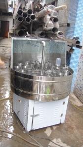 BKMW-24 24heads Manual bottle washing machine1