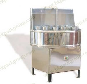 BKMW-24 24heads Manual bottle washing machiner