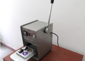 BKSS-CP Semi automatic coffee k-cup sealing machine