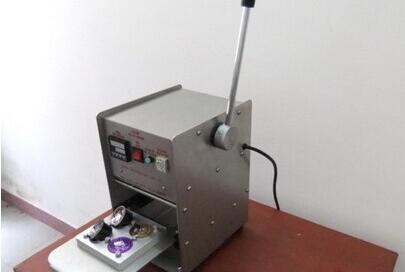 BKSS-CP Semi automatic coffee k-cup sealing machine