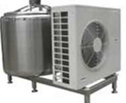 BKTC-200L vertical milk cooling tank