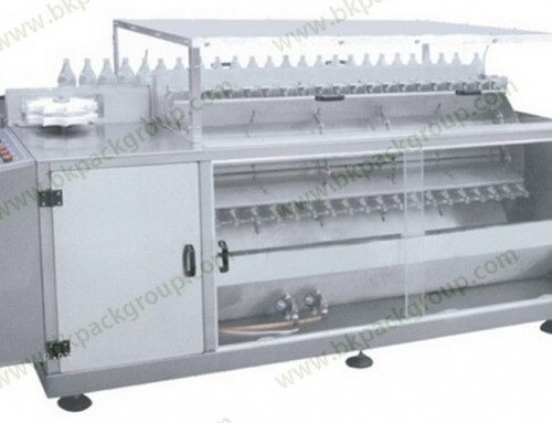 BKXP Automatic spray roller type washing machine
