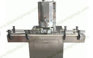 auto-glass-vacuum-capping-machine