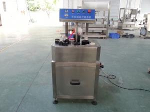 bksa-4-semi-auto-glass-jar-air-vacuum-capping-machine