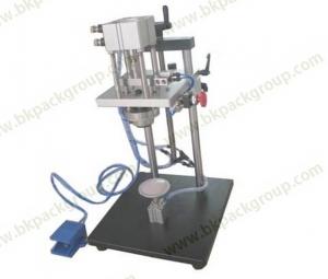 bksc-p-semi-auto-perfume-crimpping-machine