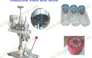 bksc-r-aluminum-caps-vials-manual-capping-machine