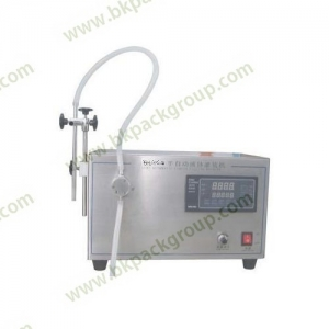 bkslf-g-semi-auto-gear-pump-filling-machine
