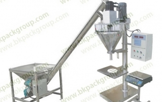 Semi automatic powder filling machine with scale,Manual powder filling machine,tabletop auger filler