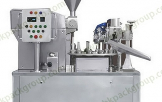 bkst-50-semiauto-tubes-filling-sealing-machine