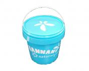 1l-yogurt-plastic-jar in food grate