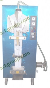 BKDXD-5001000 Automatic water Sachet back sealed packing machine