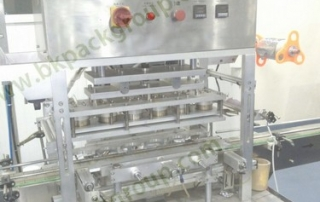 BKAS-R Auto Roll film cutting sealing machine