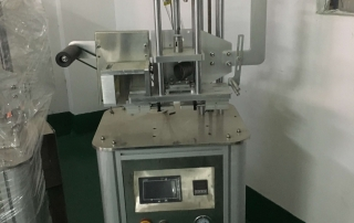 BKSS-30 Manual Flexible pipe foil sealing machine