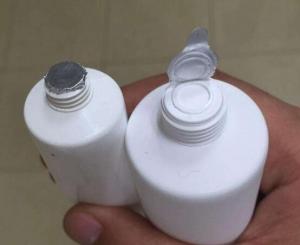 tube aluminum foil
