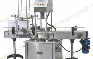 BKAP Auto bucket lids pressing machine