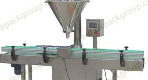 BKAPF-1 Automatic Single head powder filling machine
