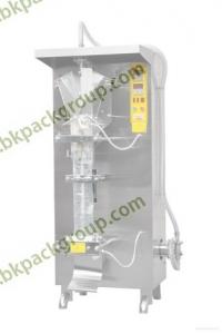 Auto water ice sachet packing machine1