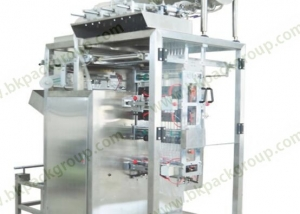 BKDXD-880Y 12lanes water ice lolly packing machine