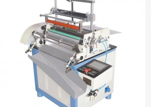 BK-500S Semi auto hot melt adhesive labeling machine