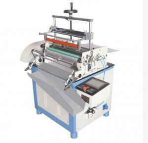 BK-500S Semi auto hot melt adhesive labeling machine