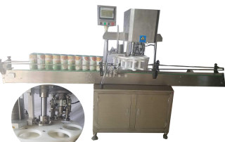 BKAC-1S new model Fully automatic can seaming machine