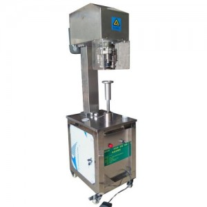 BKAC-SP Semi auto can sealing machine pneumatic