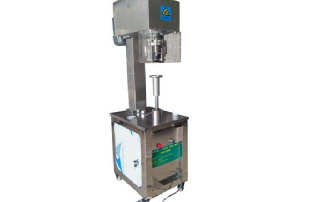 BKAC-SP Semi auto high can sealing machine pneumatic