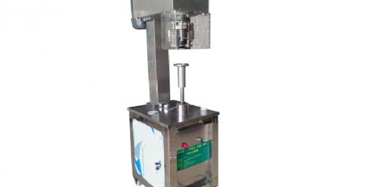 BKAC-SP Semi auto high can sealing machine pneumatic
