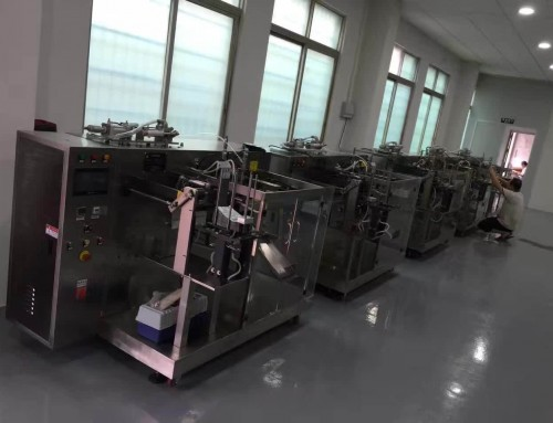 BKGF-MYP Special shaped sachets filling sealing machine