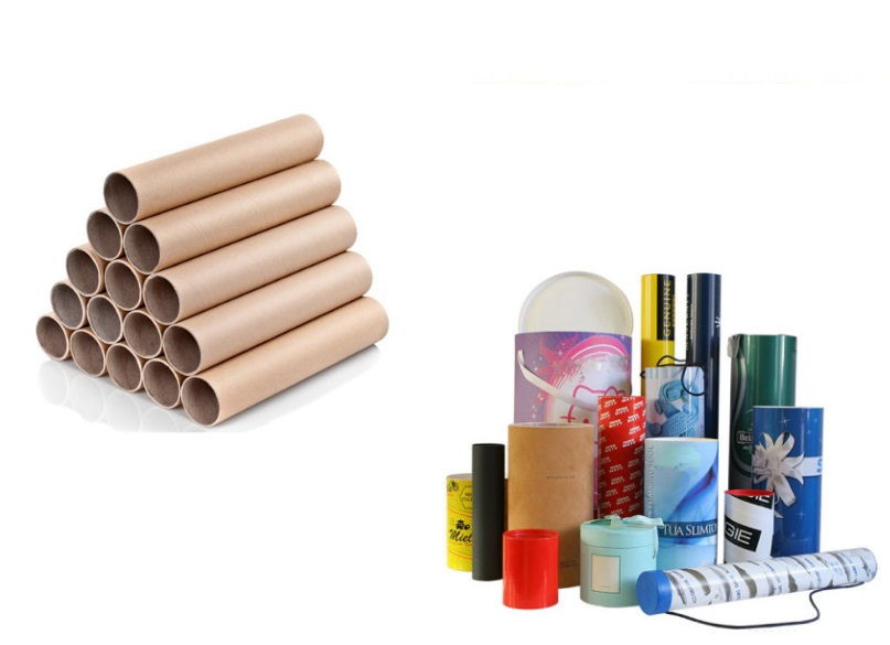 Paper tube package
