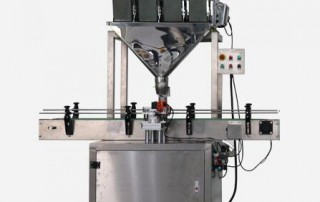 Grains filling machine,Beans can filling machine