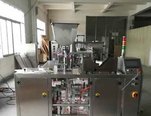 BKAST-1 Fully automatic stand up pouch packing machine