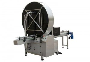 Fully auto empty can sterilizing and cleaning machine by no-magnetic