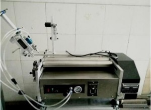 BKG Paper cover gluing machine for paper tube