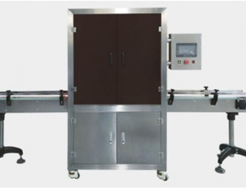 BKAS-V Fully auto vacuum can sealing machine with gas flushing