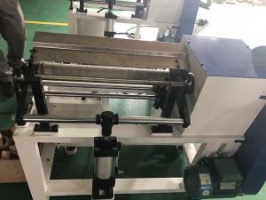 BKAC-P Paper core cutting machine 1