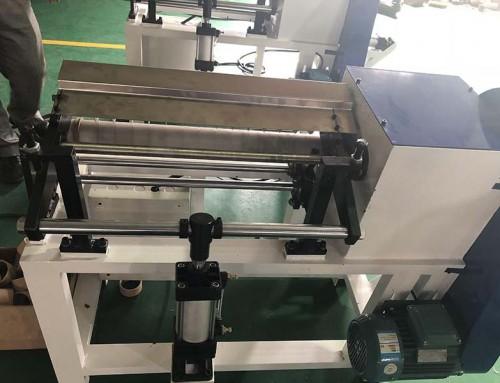 BKAC-P Automatic Paper tube cutting machine