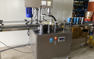 BKSC-8A Fully automatic 8stations Paper tube curling machine on line1